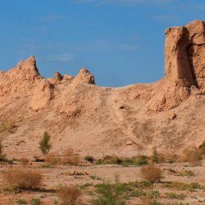 Az Zamakhshari ruins