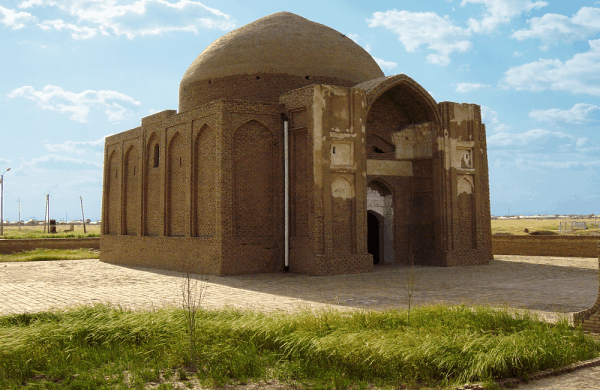 Serahs ruins