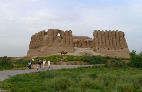 48Turkmenistan ruins of historical Merv fortress Great Kyz Kala 2007P1190705 e1566926202211
