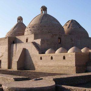 Astana-Baba-Mausoleum