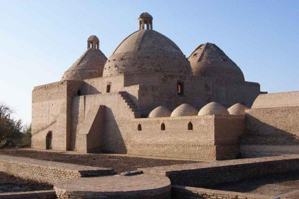 Astana Baba Mausoleum