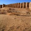 Akcha-kala caravanserai