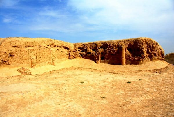 Parthian Fortresses of Nisa