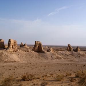 Ancient Settlement Gyaur-Kala