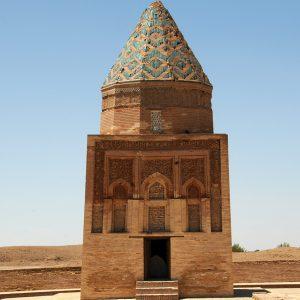 II Arsalanns tomb Kunya Urgench