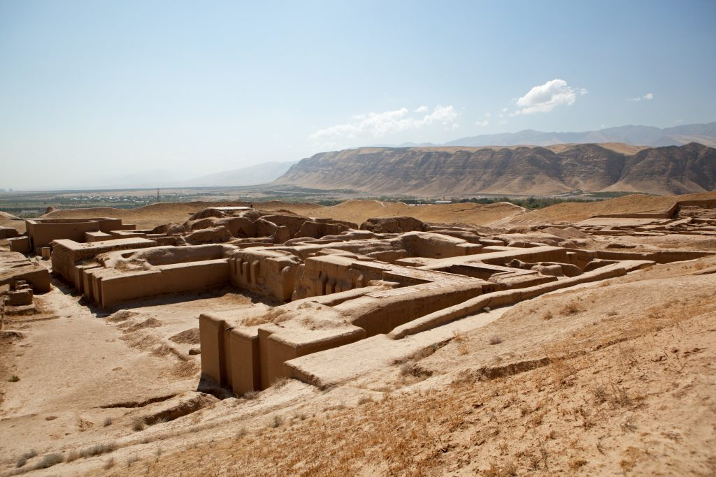 The Parthian Fortresses of Nisa