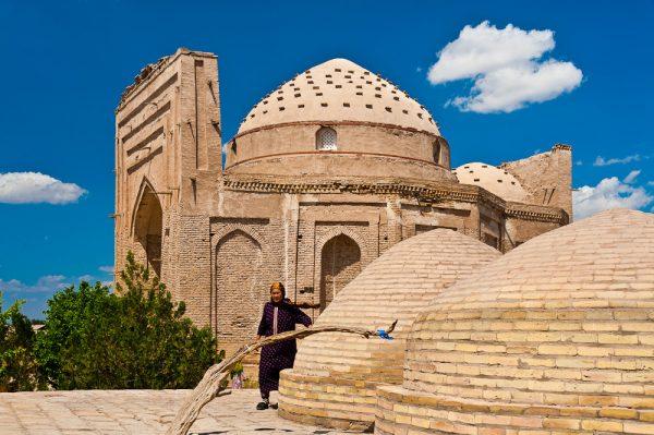 Sultan Ali Mausoleum, Kunya-Urgench