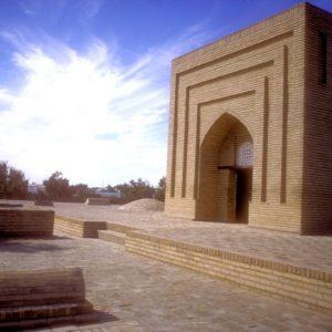 konye urgench mausoleum of piryarvali